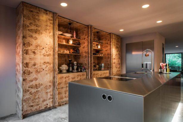 Küche Pappelmaser
